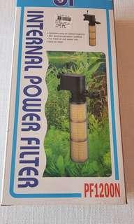 Fish tanks filter