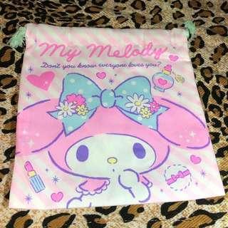 <Special Price> Melody storage bag 收納索繩袋