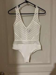 Bardot bodysuit size 6