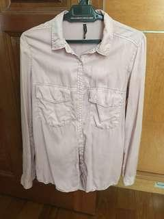 Stradivarius blouse.