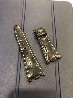 Brand New Short Genuine Alligator Audemars Piguet ROO strap