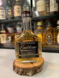 Kirin Whisky Emblem 50ml 酒辦