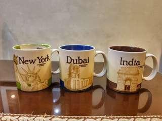 COLLECTOR Series Starbucks City Mug