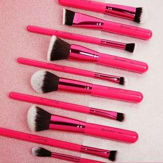 BH Cosmetica Sculpt and Blend Fan Faves Makeup Brush