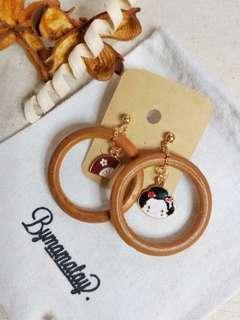 🚚 Kikomo Earrings