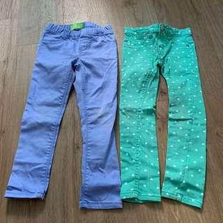🚚 Lee and Old Navy Jeggings Jeans