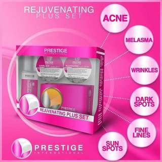 Prestige rejuvenating set