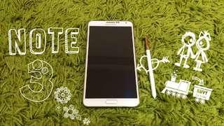 🚚 Note3 4gLTE 黑白各一 另有手機殼
