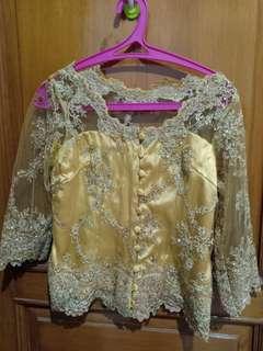 Kebaya Tile Gold