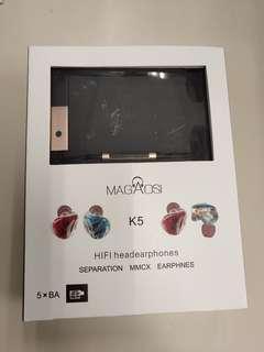 magaosi k5 耳機