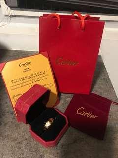 🚚 Cartier Love Ring