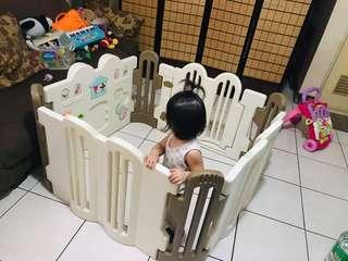 Collapsible Playpen for Babies and Toddlers