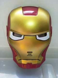 ✨優惠✨鋼鐵人.蜘蛛人.變型金鋼 面具