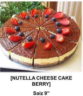 Nuttella Cheese Cake