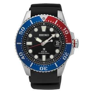 🚚 Seiko SNE439P1 Prospex Solar 200m Diver's Watch SNE439