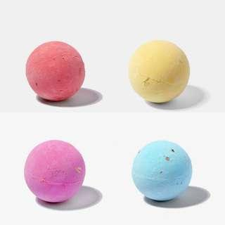 🚚 BN SPRING PACK FIZZY BATH BOMBS