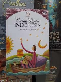 Cerita cinta Indonesia (45 cerpen)