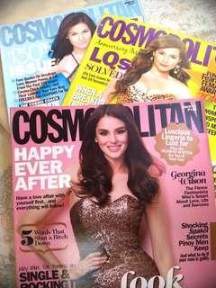 Cosmopolitan Magazine : Georgina Wilson and Bea Alonzo