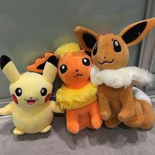 Pokémon Soft Toy
