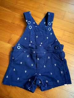 🚚 Carter's Sailor Jumpsuit