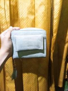 Dompet Mini Grey