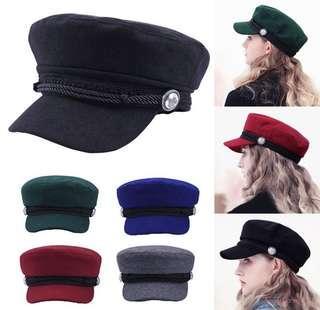 Holiday Caps