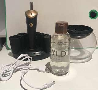 GVLD BrushPro Cleaner & Dryer
