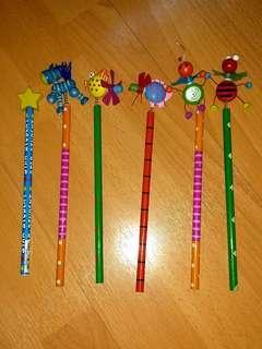 🆓 Cute pencils