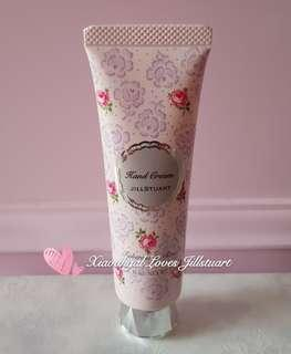 🚚 LIMITED PACKAGING Authentic Brand New Jill Stuart Tuberose & Rose Hydrating Handcream