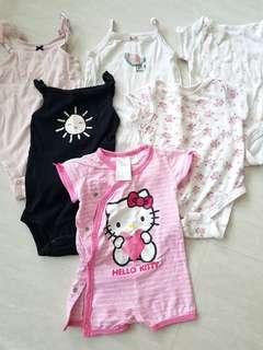 🚚 Baby girl body suit for 12 months