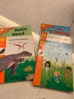 Oxford Reading Tree stage 2-9