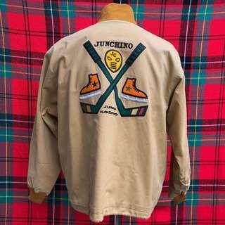 Vintage Junchino Junko Koshino Jacket Varsity Zipper