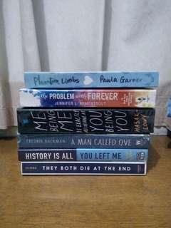 Brand new books for sale!
