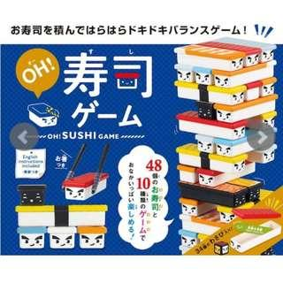 [PREORDER] Oh! Sushi Game