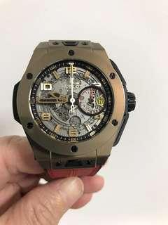 Hublot Ferrari Magic Gold