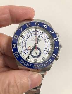 Rolex YACHT-MASTER II 44mm Ref 116680