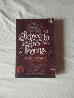 Between Two Thorns - English book