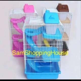Hamster Cage (CNY PROMO!)