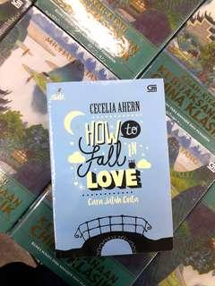 How to fall in love (Cecelia Ahern)