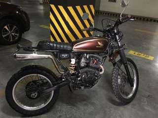 Xr200 not CRF250