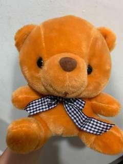Cute bear toy