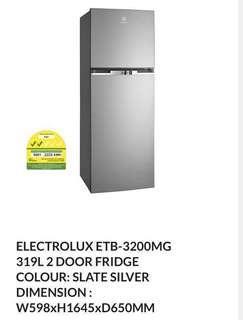 Electrolux Refrigerater (Fridge)