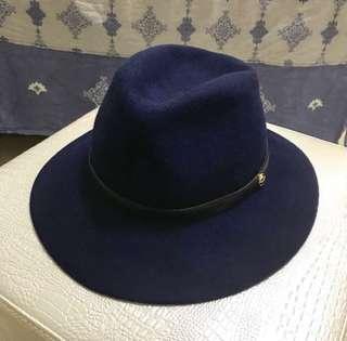 🚚 紳士帽 可調頭圍