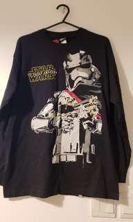 Boys Star wars tshirt