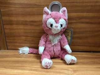 🚚 達菲 粉紅畫家熊 #一百均價