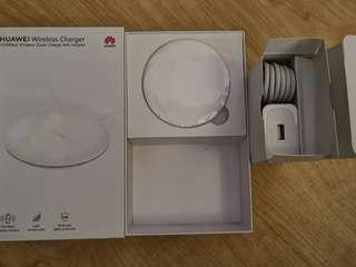 Huawei Wireless Charger (Quick Charge With Adaptor