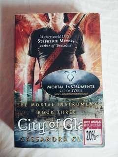 City Of Glass ( The Mortal Instrument) - Cassandra Clare