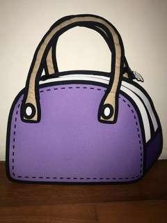🚚 Cute 2D looking bag