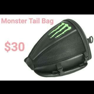 Monster Tail Bag(waterproof cover)