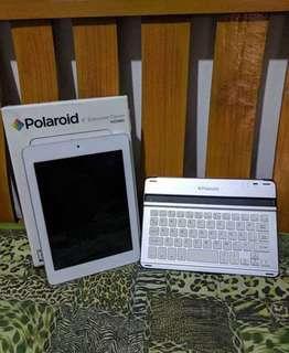 Polaroid Tab Keyboard